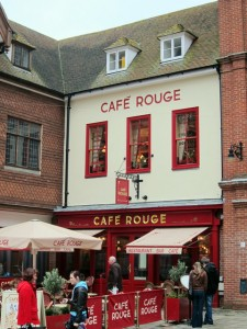 Café centrum Groningen