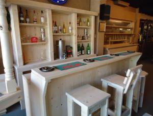houten-bar