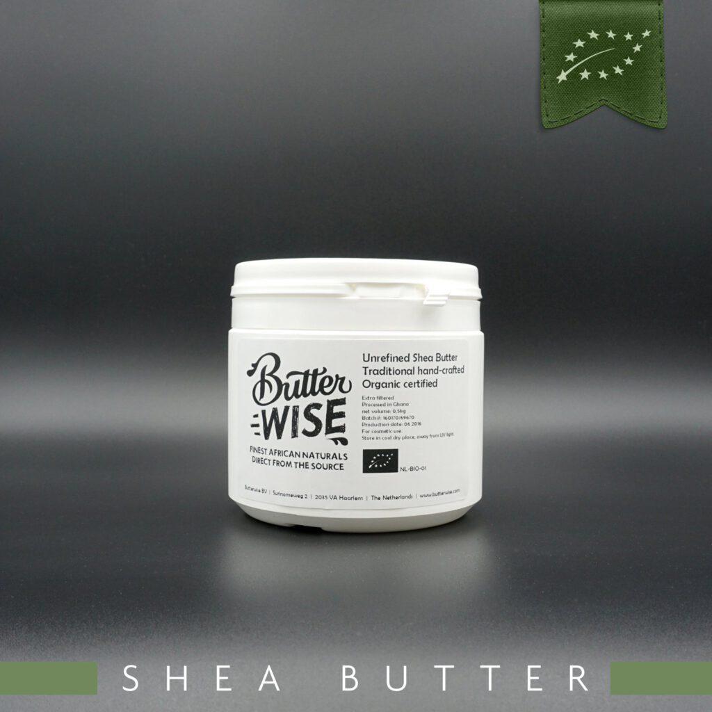 shea butter biologisch