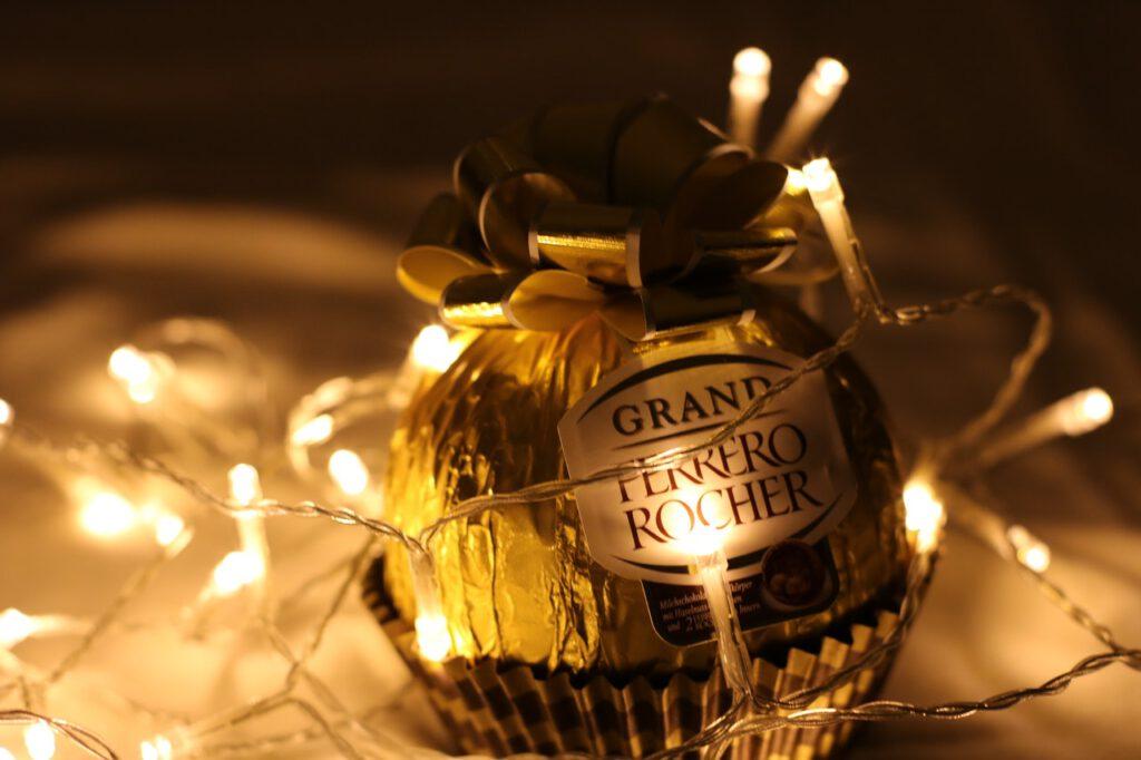 Chocolade cadeau
